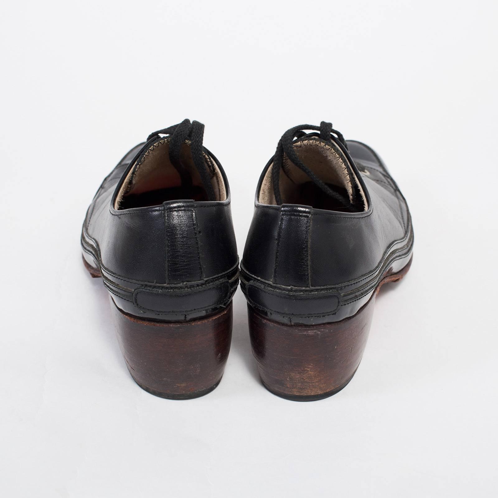Ботинки Hiromu Takahara x Yohji Yamamoto
