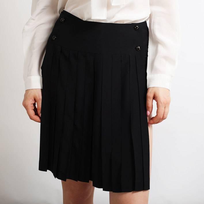 Юбка+шорты  Chanel
