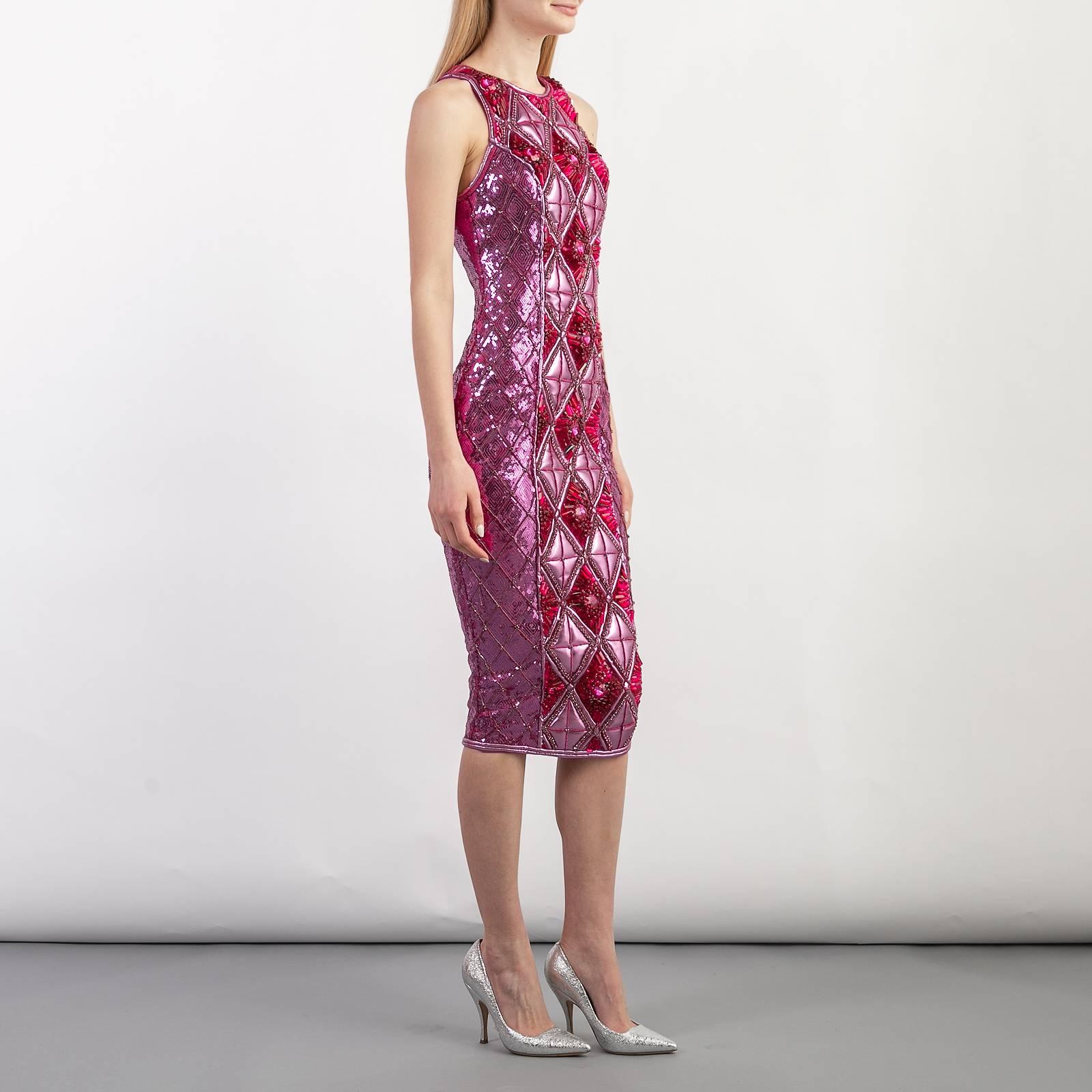 Платье H&M х Balmain