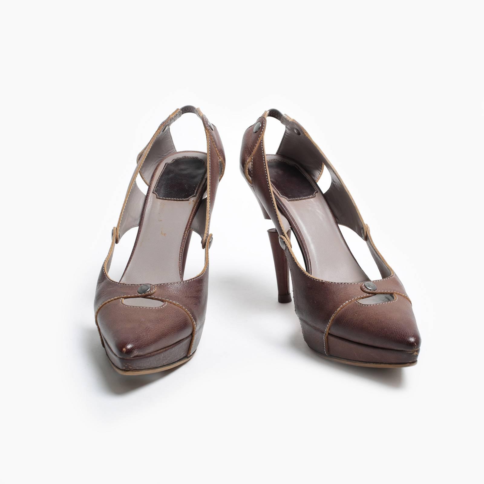 Купить туфли Dior в Москве с доставкой по цене 4920 рублей   Second ... 59f8247badb