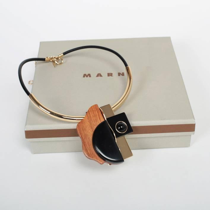 Колье  Marni