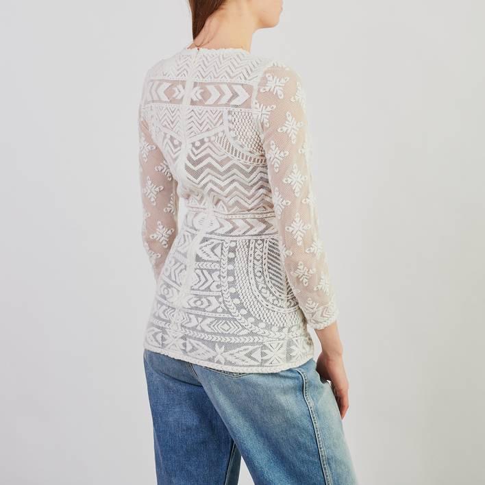 Блуза H&M х Isabel Marant