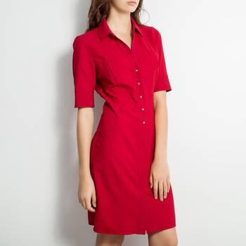 Платье-рубашка  Elie Tahari