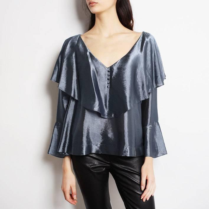 Блуза  Uterque
