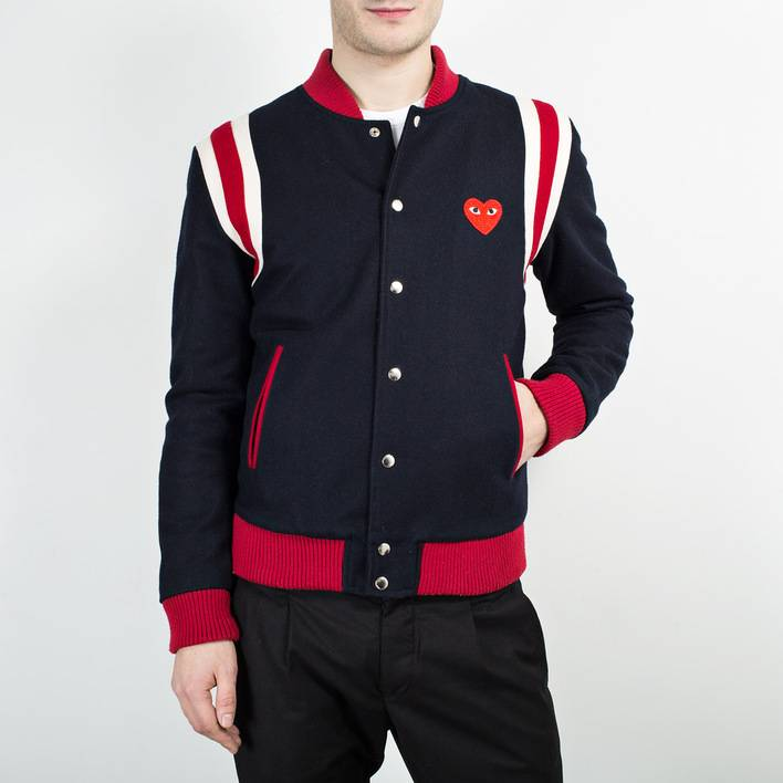 Бомбер  Play Comme des Garcons