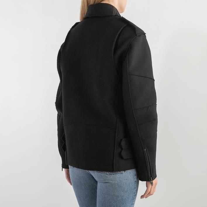 Пальто H&M х Alexander Wang
