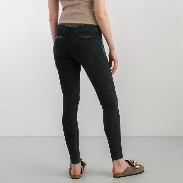 Кожаные брюки Isabel Marant