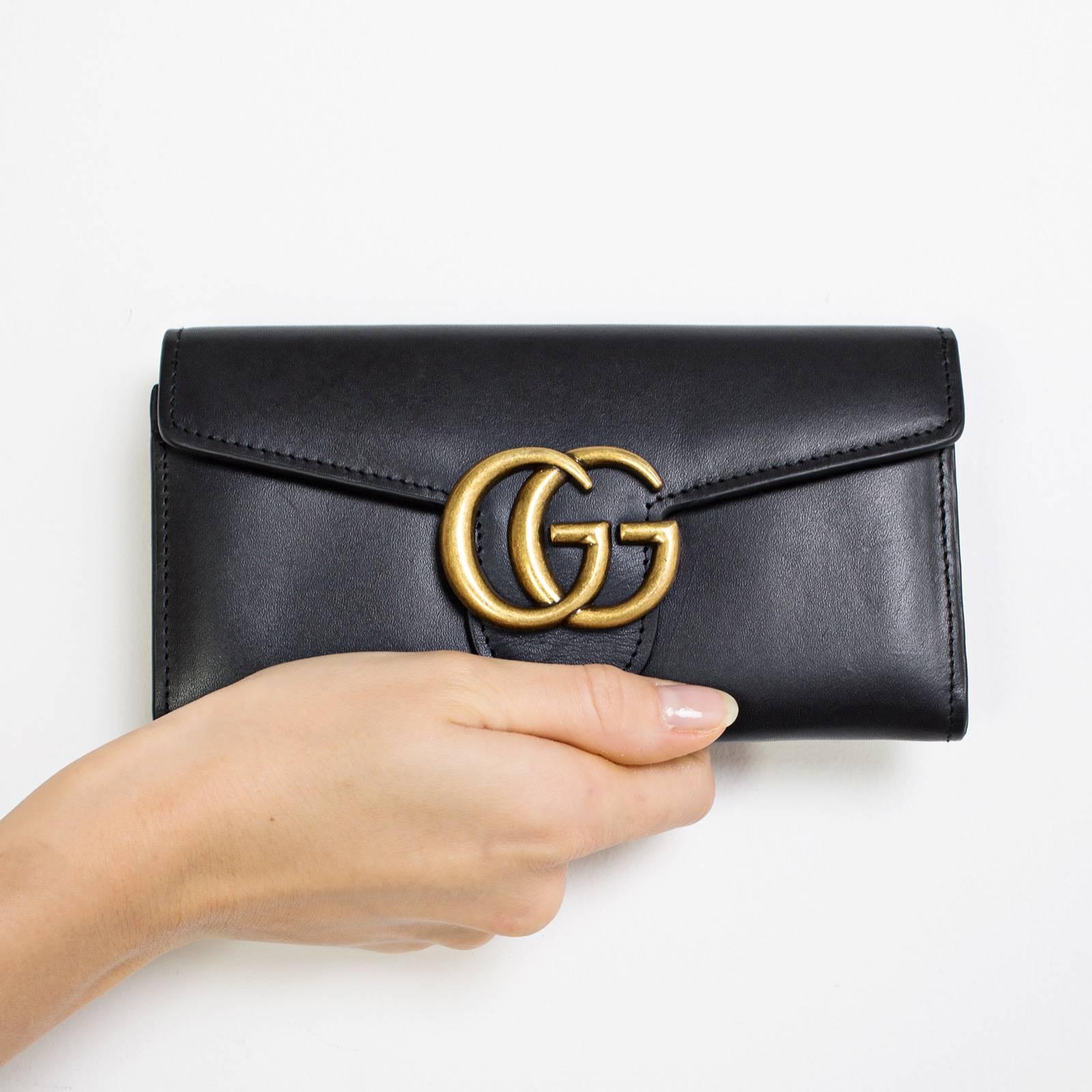 Купить кошелек Gucci в Москве с доставкой по цене 9000 рублей ... 356dccd0b55