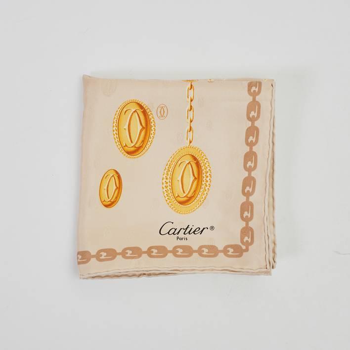 Платок  Cartier