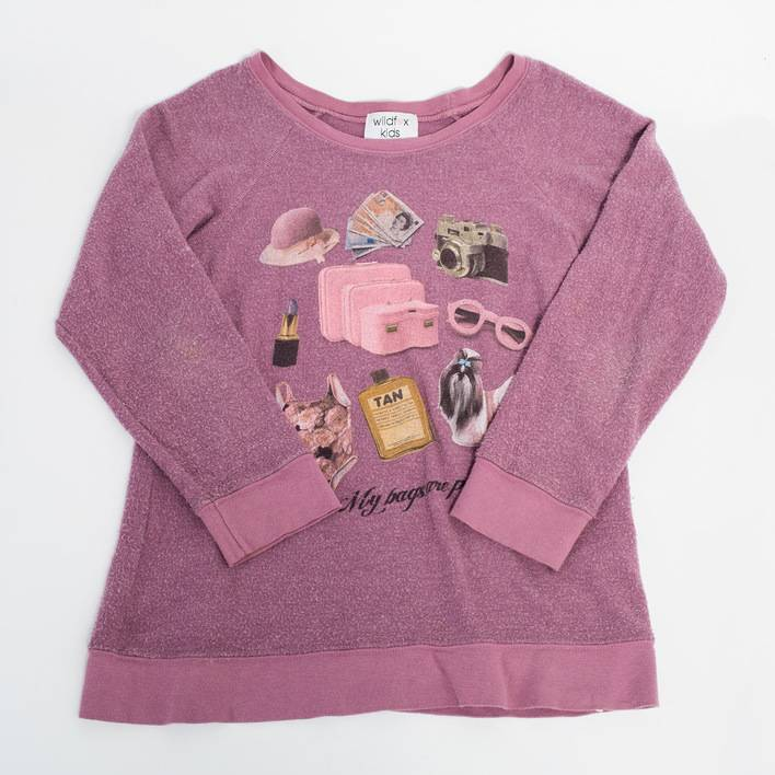 Свитшот  Wildfox Kids