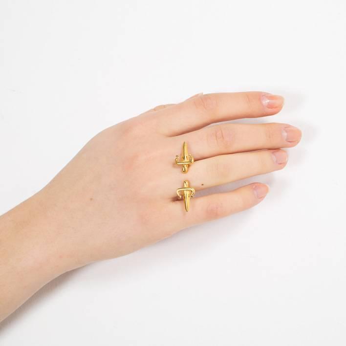 Кольцо  Leivankash