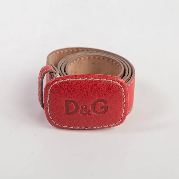 Ремень D&G