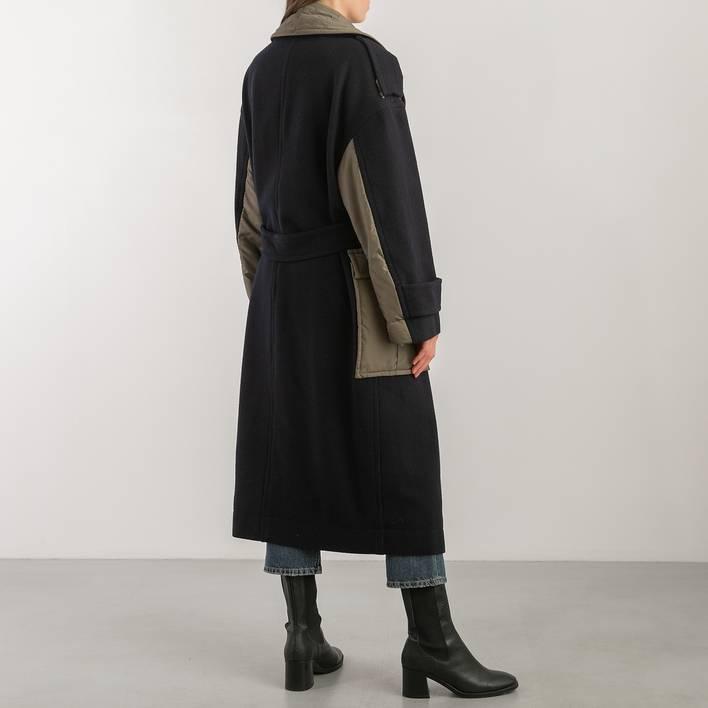 Пальто Ganni