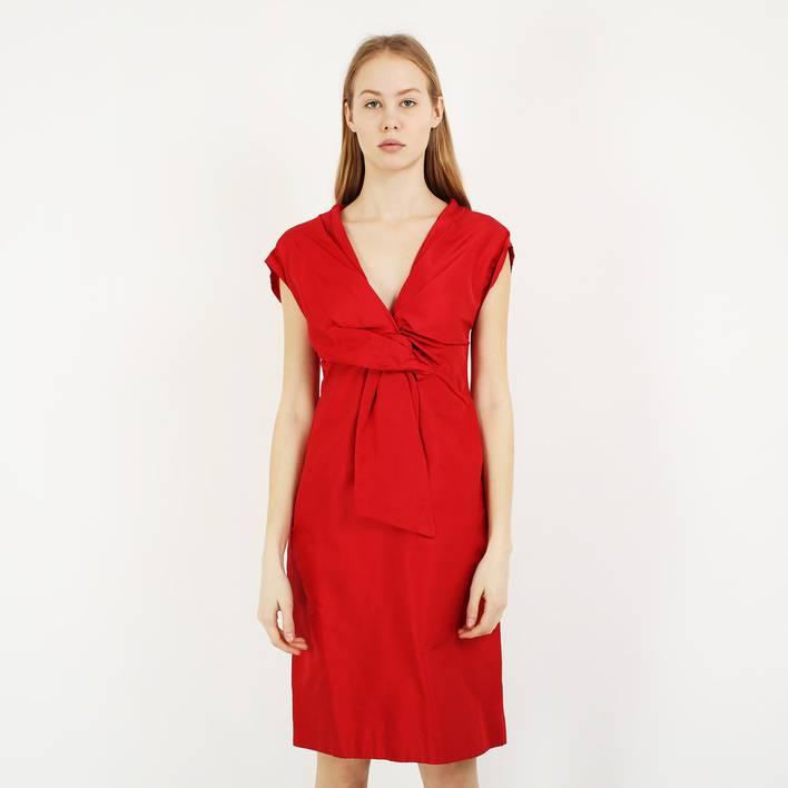 Платье  Salvatore Ferragamo