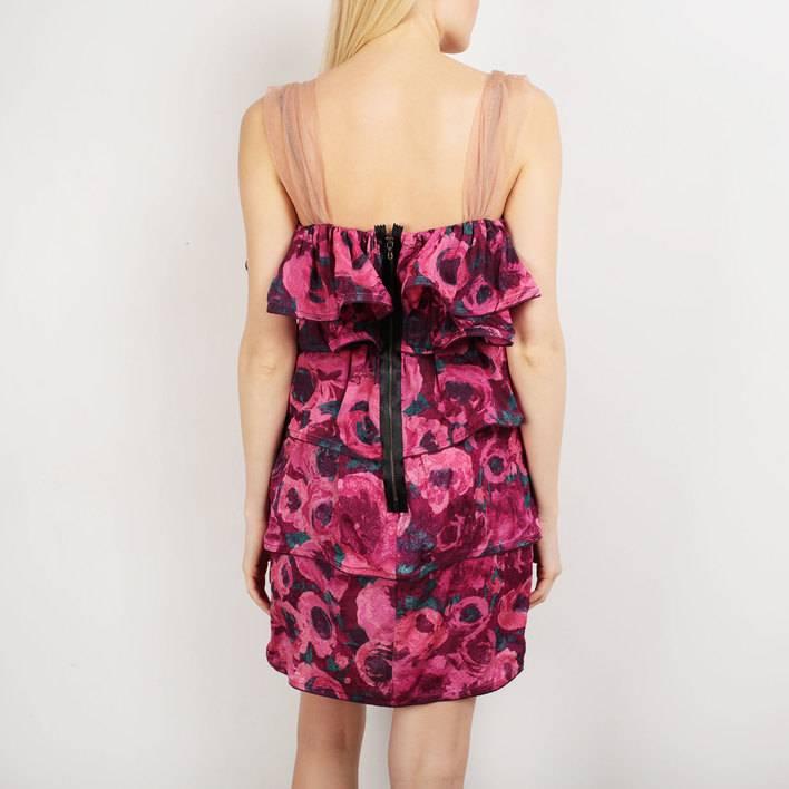 Платье H&M х Lanvin
