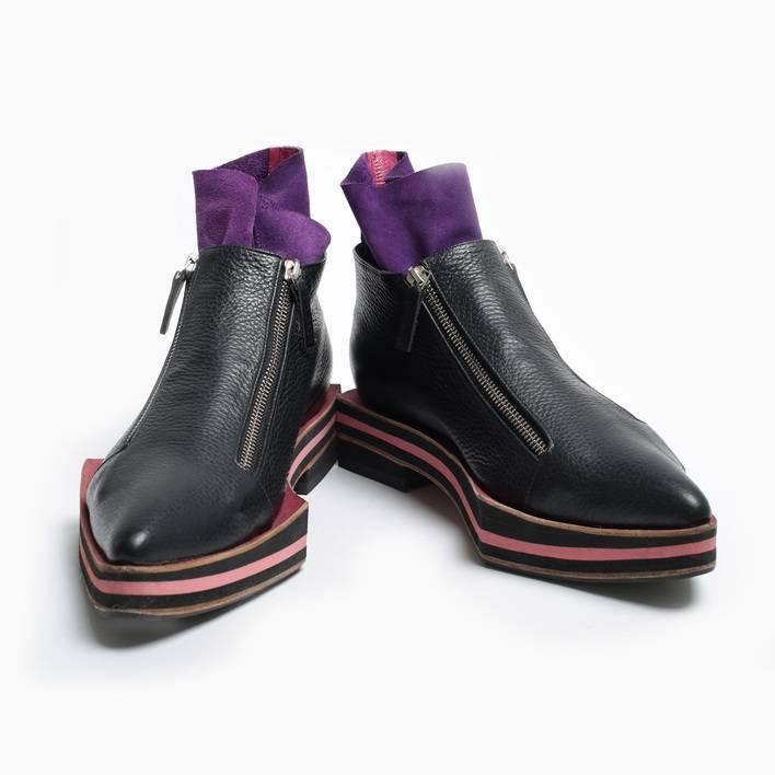 Ботинки  Del Gardi