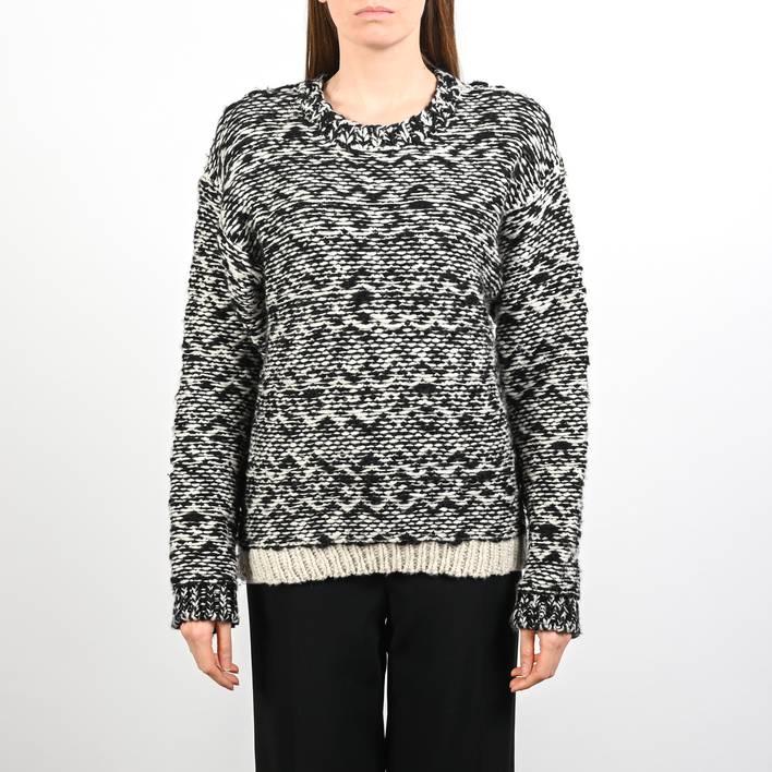 Свитер H&M х Isabel Marant