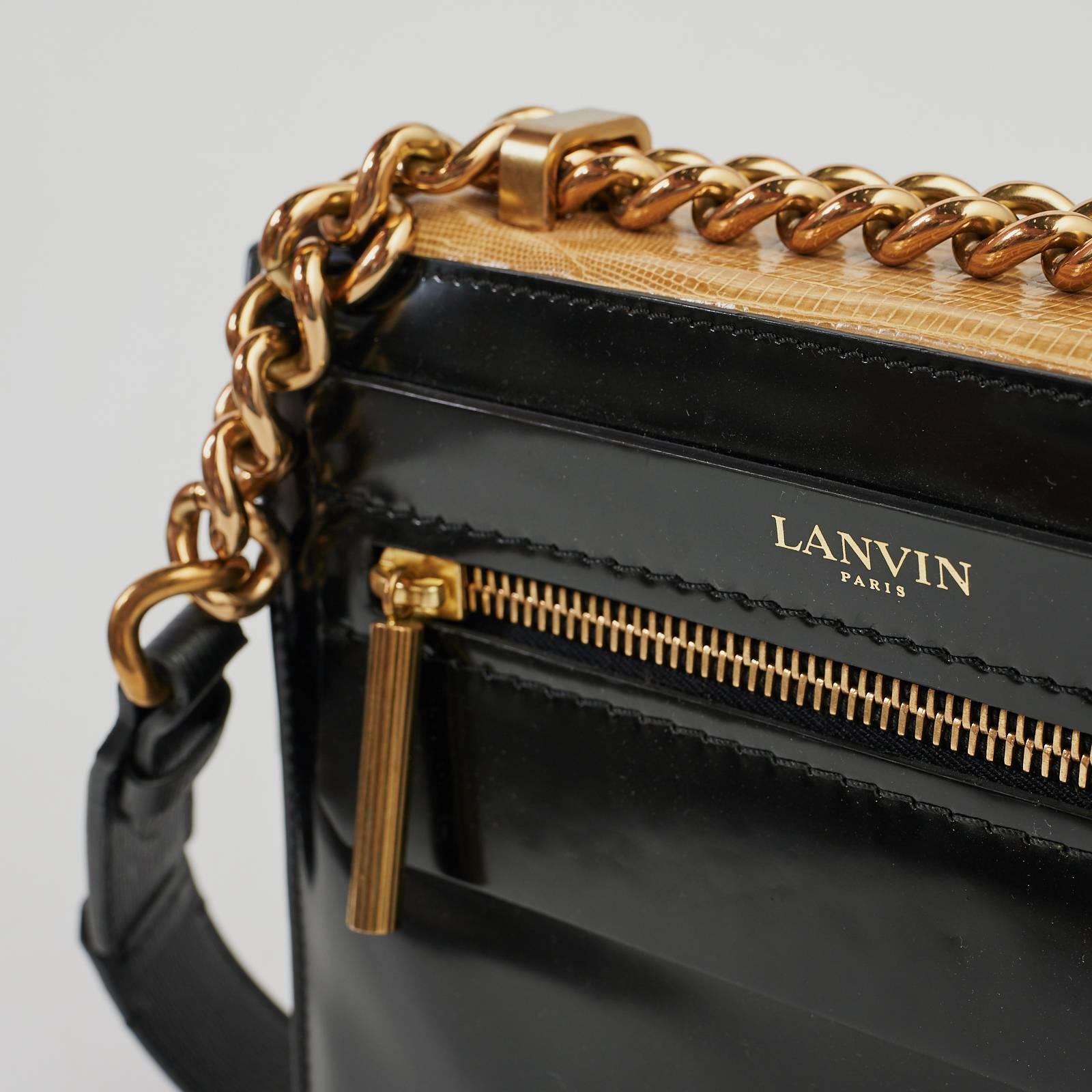 Сумка Lanvin