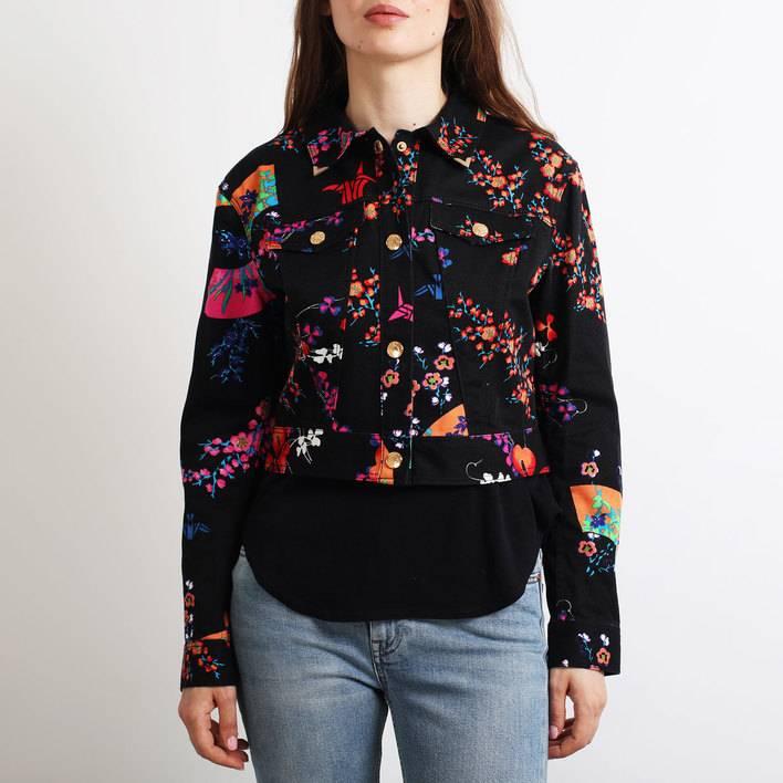 Куртка H&M x Versace
