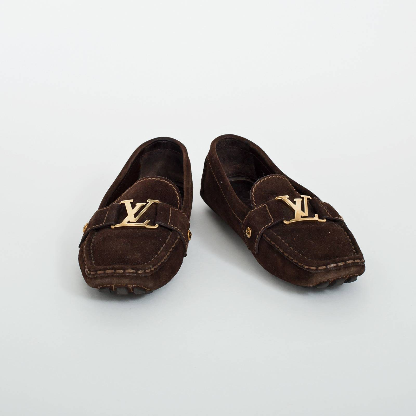 6d1ee1b96e0c Купить Мокасины Louis Vuitton в Москве с доставкой по цене 8800 ...