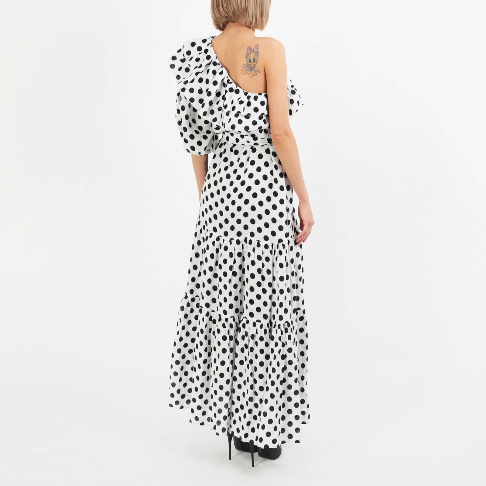 Платье  Lisa Maria Fernandez