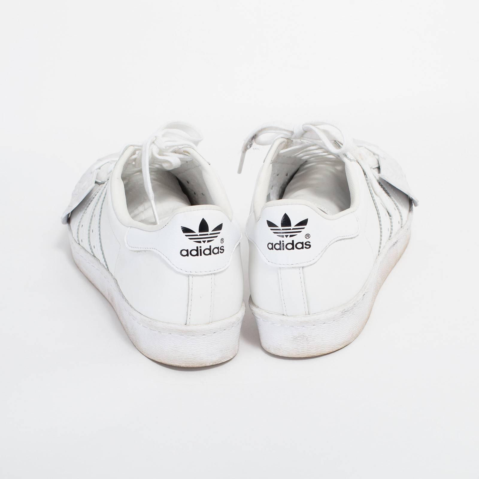 Кеды Adidas x  Jeremy Scott