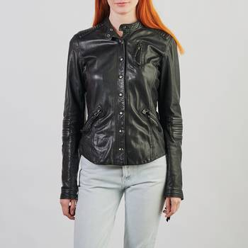 Кожаная куртка Barbara Bui