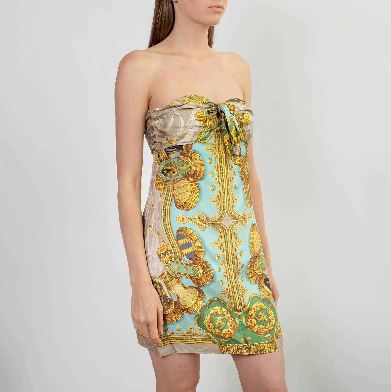 Платье D&G