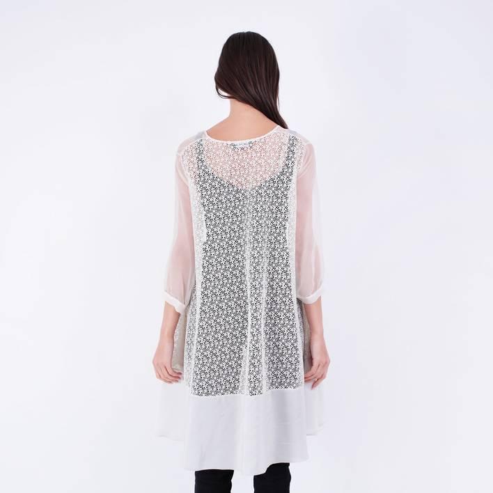 Платье-туника  Rochas