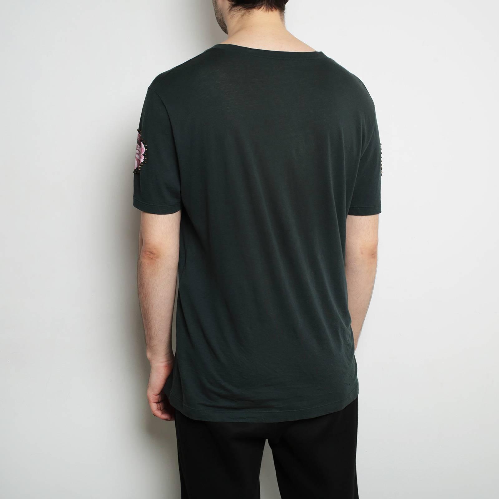 60ee12c63626 Купить футболку Gucci в Москве с доставкой по цене 12740 рублей ...