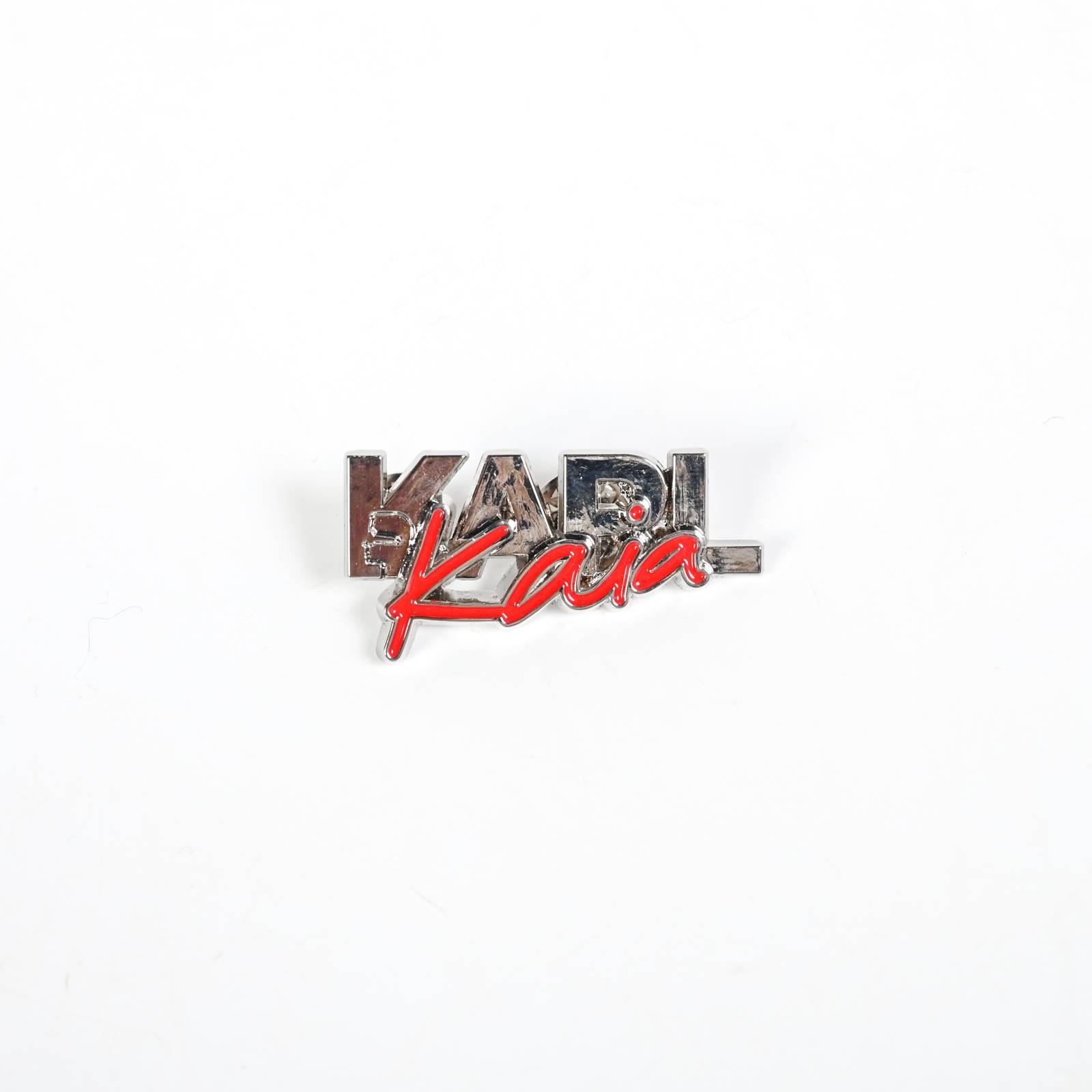 Брошь Karl Lagerfeld