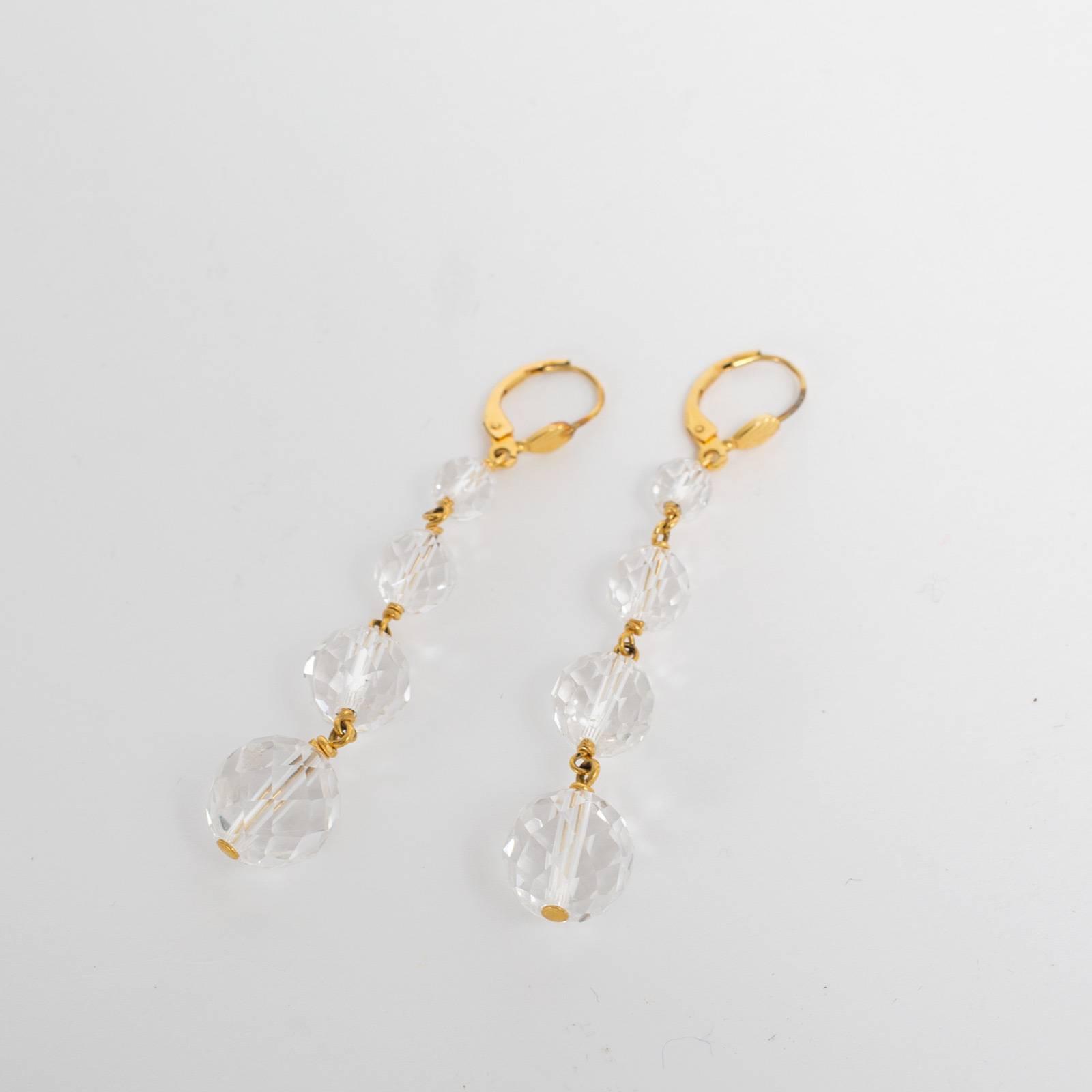 Сережки  Lalique