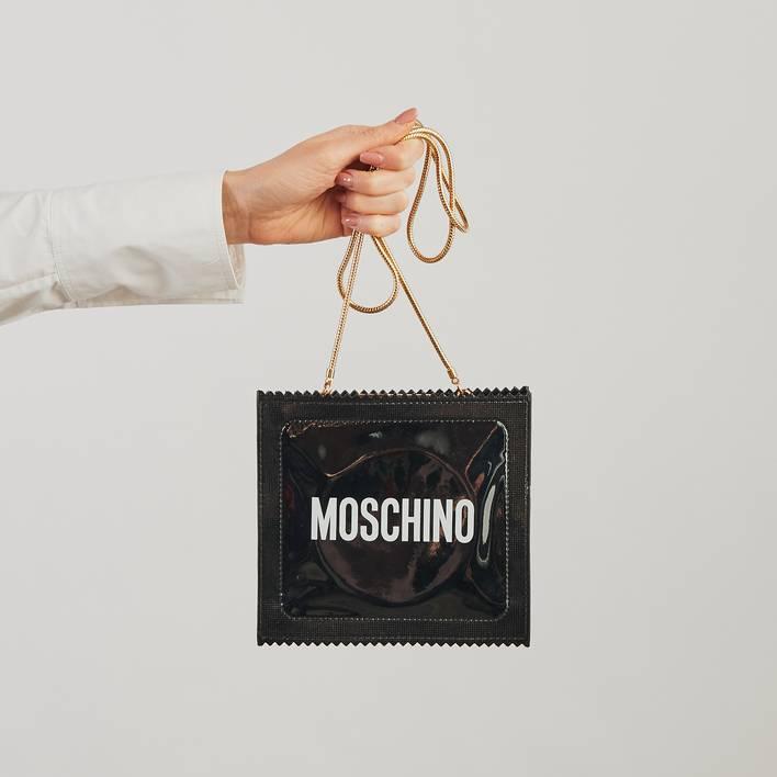 Сумка Moschino H&M