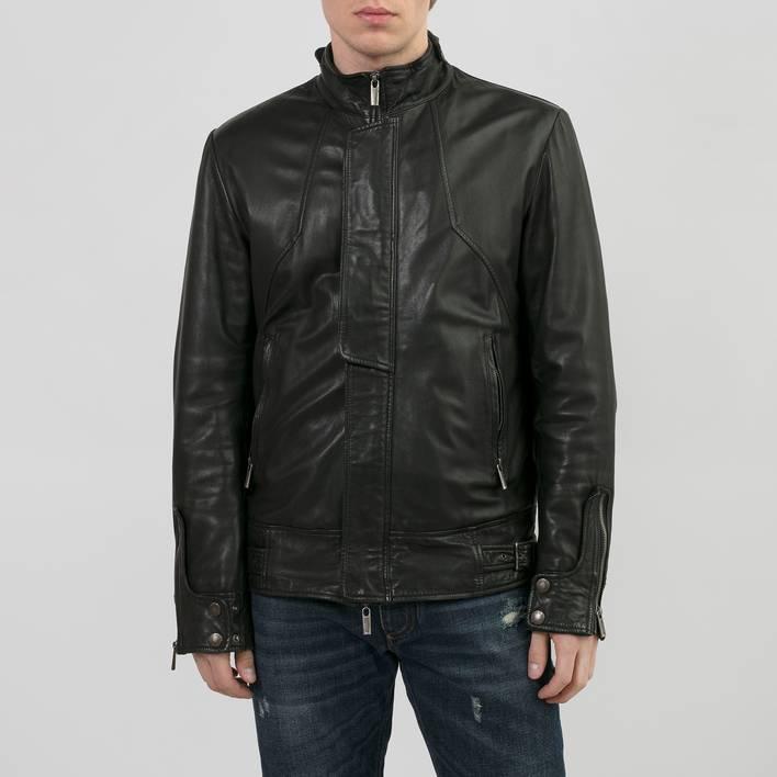 Кожаная куртка Jean Paul Gaultier