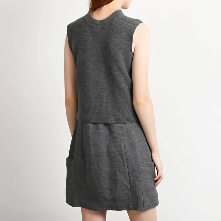 Платье+жилет  3.1 Phillip Lim