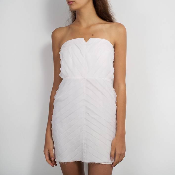 Платье  Adam Lippes
