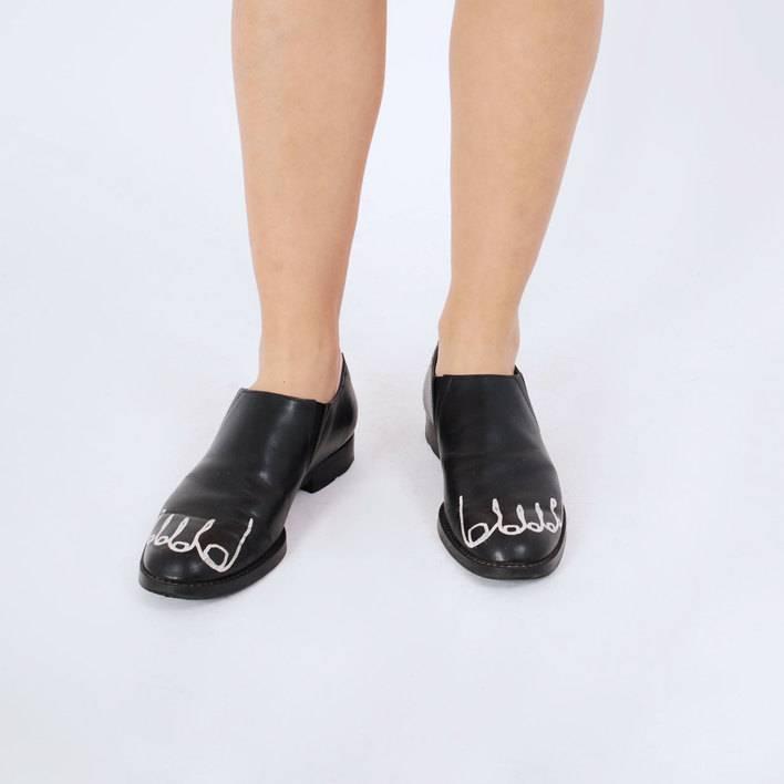 Ботинки  Comme des Garcons