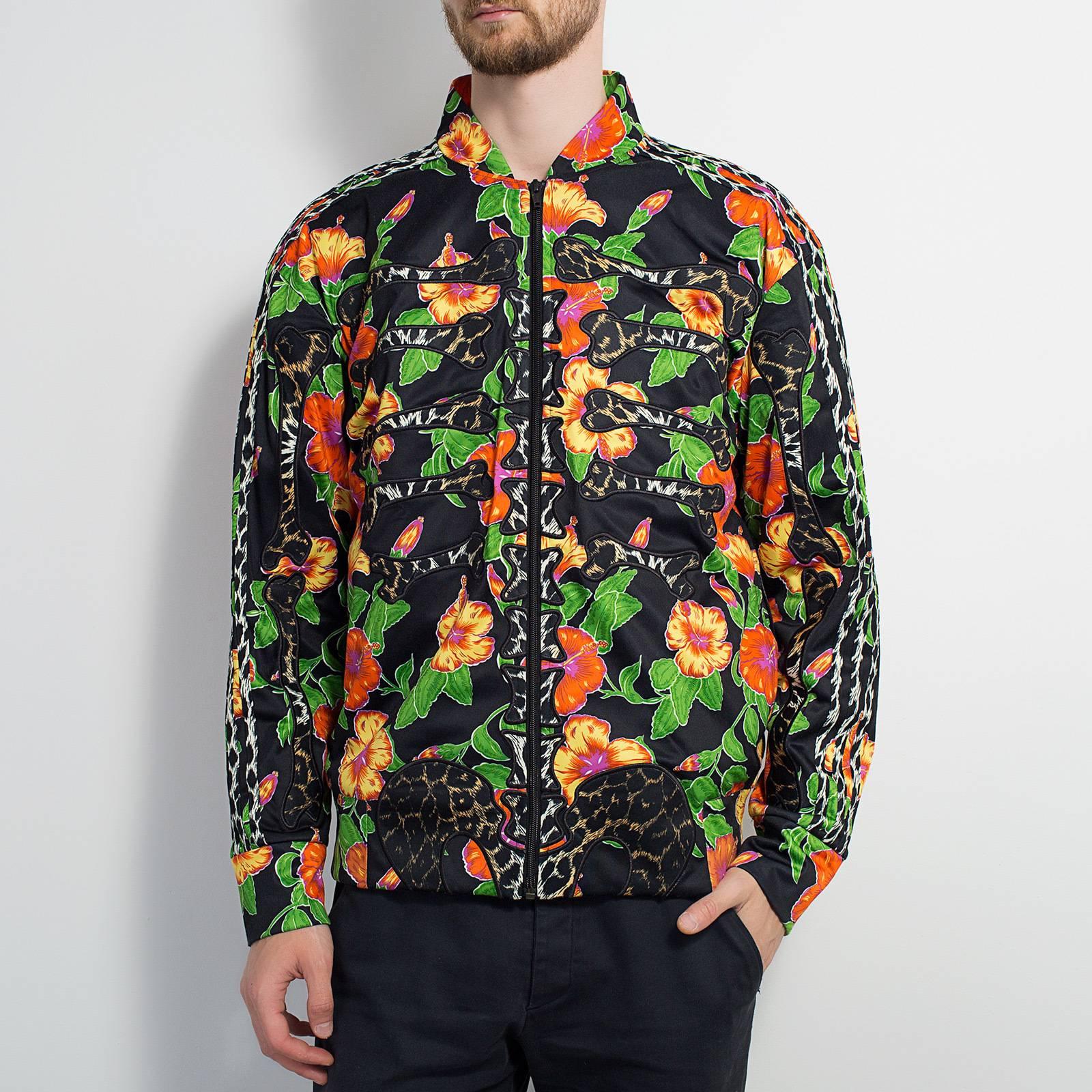 Куртка Adidas x  Jeremy Scott