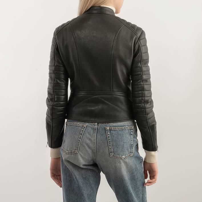 Кожаная куртка Celine