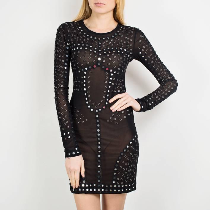Платье Topshop x Christopher Kane