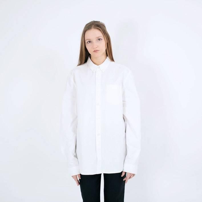 Рубашка H&M х Erdem