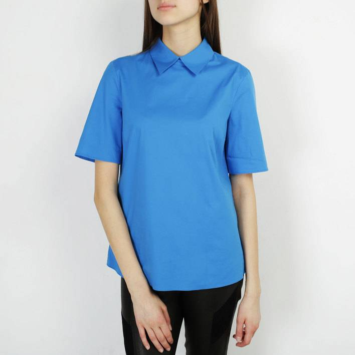 Рубашка  Jil Sander Navy