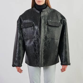 Кожаная куртка Maisie Wilen