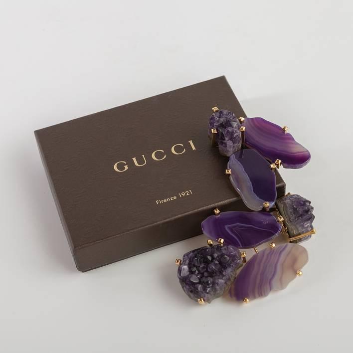 Брошь Gucci