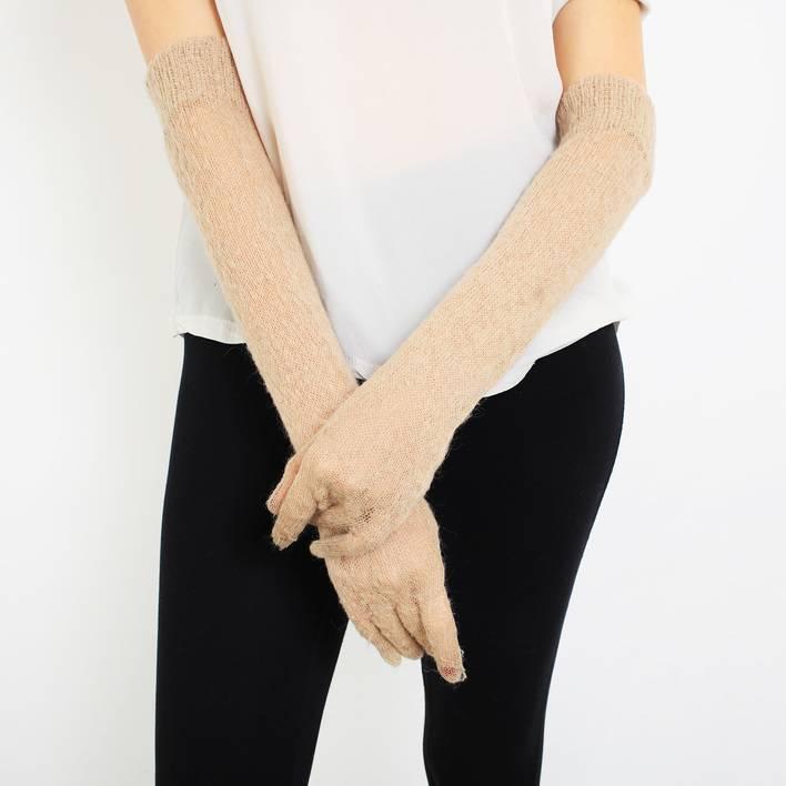 Перчатки  Miu Miu