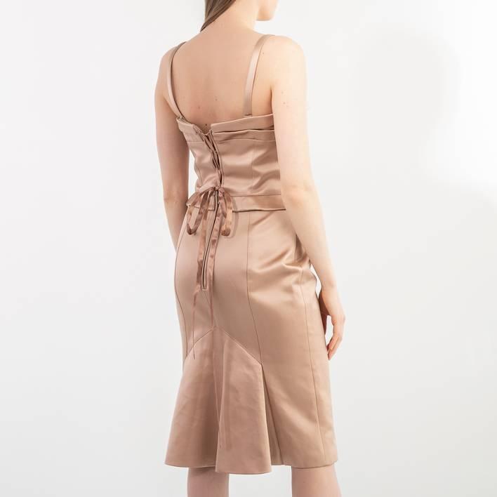 Платье Burberry Prorsum