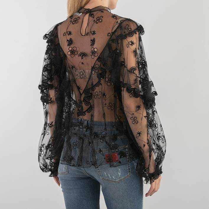 Блуза Chloe