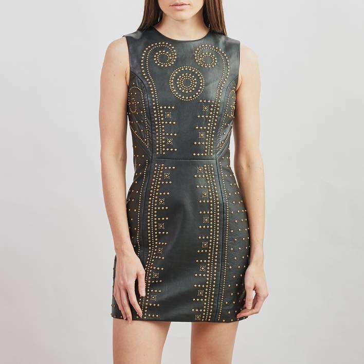 Платье H&M x Versace