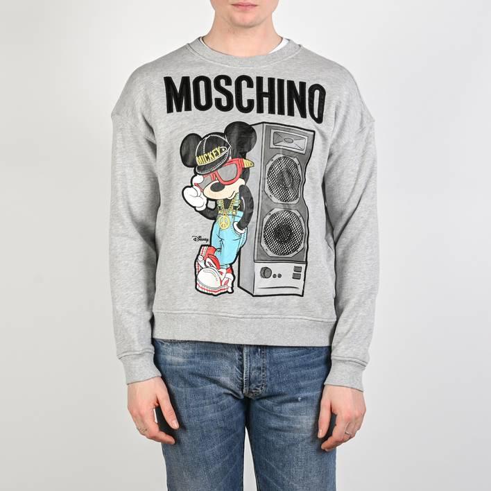 Свитшот H&M x Moschino