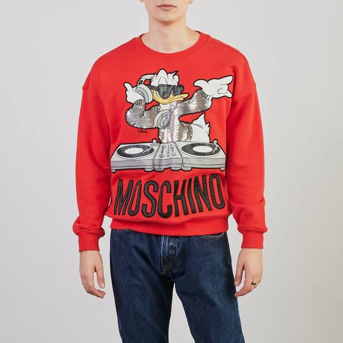 Свитшот H&M Х Moschino